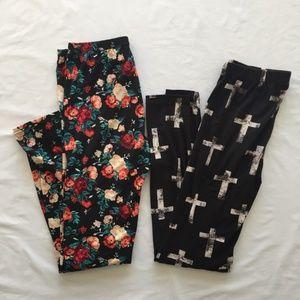 Pants - Pair of 2 Leggings
